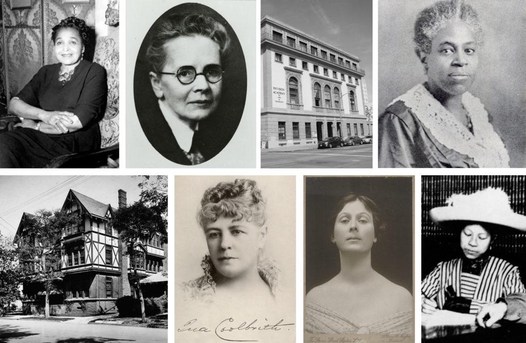 Women's History Walk
